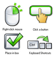 Icons for Technical Writers screenshot
